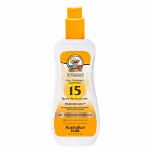 Australian Gold Spray Gel SPF 15