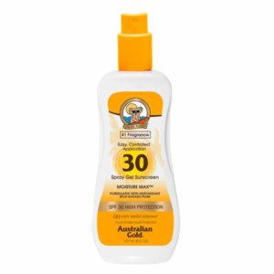 Australian Gold Spray Gel SPF 30