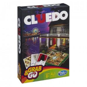 Grab and Go Cluedo
