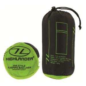 Highlander YHA Sleeping Bag Liner