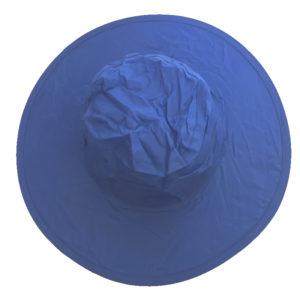 Pop Up Rain Hats - Kids - Blue
