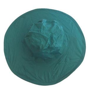 Pop Up Rain Hat - Kids - Green