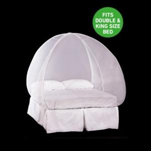 Pyramid Mosinet Pop Up Bed Net (Double)