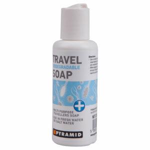 Pyramid Multi Purpose Travel Soap 60ml