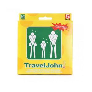 Travel John Sick Bags