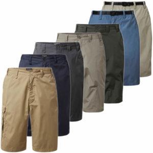 CMJ228 Craghoppers NosiDefence Kiwi Shorts