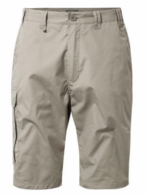 CMJ228 Craghoppers NosiDefence Kiwi Shorts - Parchment