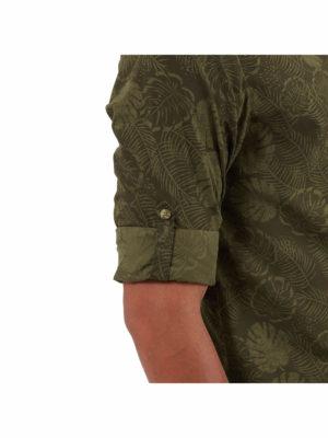 CMS641 Craghoppers NosiLife Lester Shirt - Sleeve