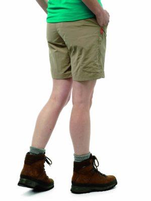 CWJ1112 Craghoppers NosiLife Shorts - Mushroom - Back
