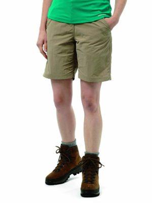 CWJ1112 Craghoppers NosiLife Shorts - Mushroom - Front