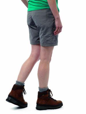 CWJ1112 Craghoppers NosiLife Shorts - Platinum - Back