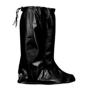 Feetz Pocket Wellies - Black - Side
