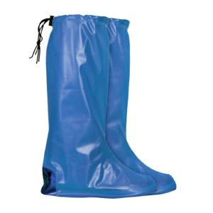 Feetz Pocket Wellies - Blue - Side