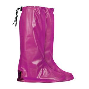 Feetz Pocket Wellies - Pink - Side
