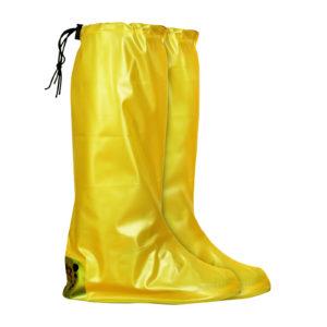Feetz Pocket Wellies - Yellow - Side