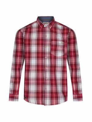 RMS090 Regatta Benas Shirt - Chilli Pepper