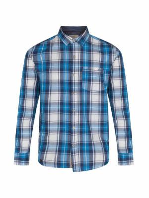 RMS090 Regatta Benas Shirt - Coastal Blue
