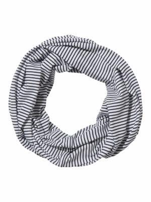 Craghoppers CUC325 - Tube Scarf - Blue Navy Stripe