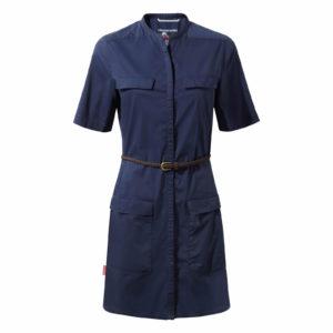 CWS447 Craghoppers NosiLife Symone Dress - Night Blue