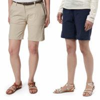 CWJ1114/CWJ1229 - Craghoppers Fleurie Shorts