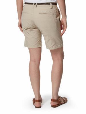 CWJ1114/CWJ1229 - Craghoppers Fleurie Shorts - Desert Sand - Back