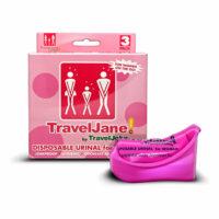 Travel Jane Disposable Urinal