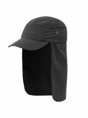 CMC043/098 Craghoppers NosiLife Desert Hat - Black Pepper
