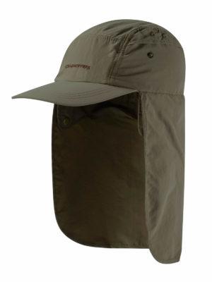 CMC043/098 Craghoppers NosiLife Desert Hat - Dark Khaki