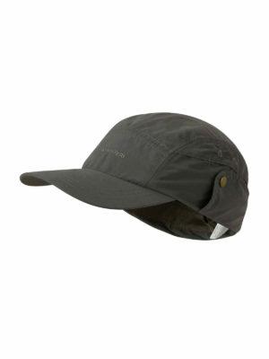 CMC043/098 Craghoppers NosiLife Desert Hat - Dark Khaki - Stowed