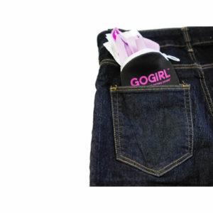 Go Girl Travel Coolie Pocket