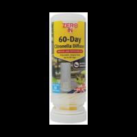 Zero In 60 Day Citronella Diffuser