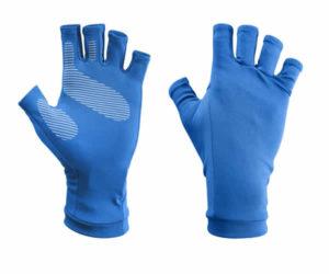 6372 Sunday Afternoons UV Shield Sun Gloves - Royal