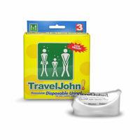 Travel John Disposable Urinal