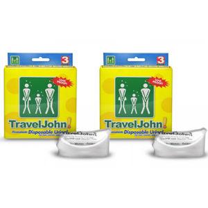 Travel John Twin Pack