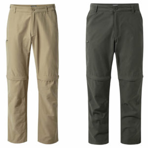 CMJ459 Craghoppers NosiDefence Trek Convertible Trousers