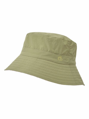 CWC073 Craghoppers NosiLife Reversible Sun Hat Soft Moss