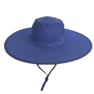 Pop Up Sun Hats Blue