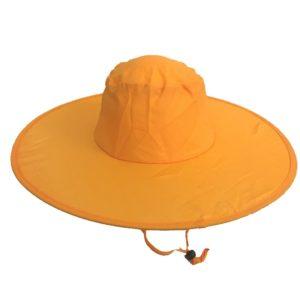 Pop Up Sun Hats Orange