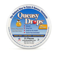 Queasy Drops Plus with Honey