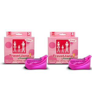 Travel Jane Twin Pack