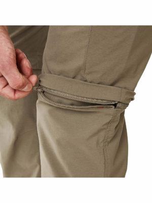 CMJ491 Craghoppers NosiLife Pro Convertible Trousers - Convertible Zip