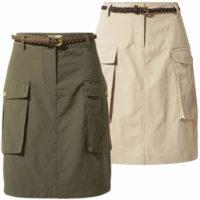 CWD013 Craghoppers NosiLife Savannah Skirt