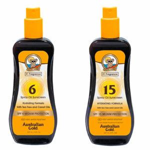 Australian Gold Spray Oil