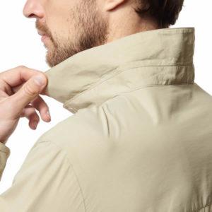 CMS598 Craghoppers Mens Nuoro Shirt - Collar