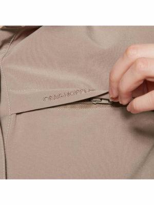CWS480 Craghoppers NosiLife Ladies Pro II Shirt - Security Pocket