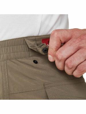 CMJ500 Craghoppers NosiLife Convertible Trousers - Belt Loop