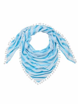 Craghoppers CWC084 Florie Scarf - Mediterranean Blue