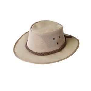 Rufiji Unisex Canvas Explorer Hat