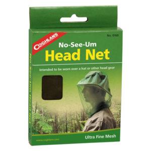 Coghlans 'No-See-Um' Head Net - Boxed