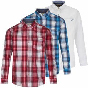 RMS090 - Benas Shirt - Combination of Colours